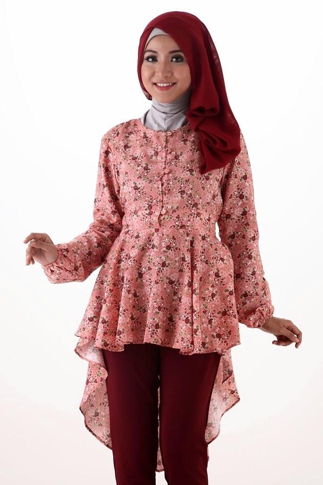 Tips Baju Batik Muslim Pria Dan Wanita yang Modern f30ac4b7eb