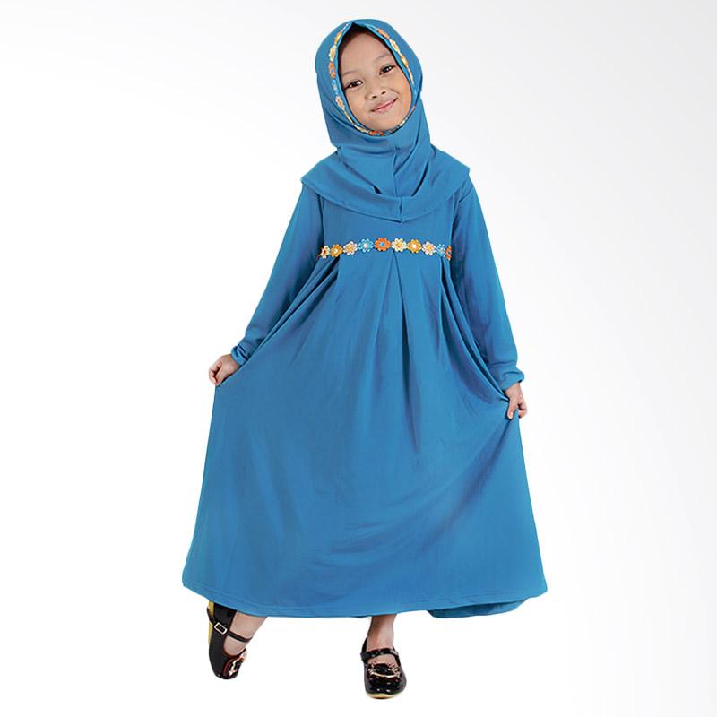 10 Model Baju Gamis Anak Paling Disukai Modelbusana