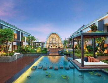 Tipe Kamar Hotel di Aryaduta Hotel di Bali